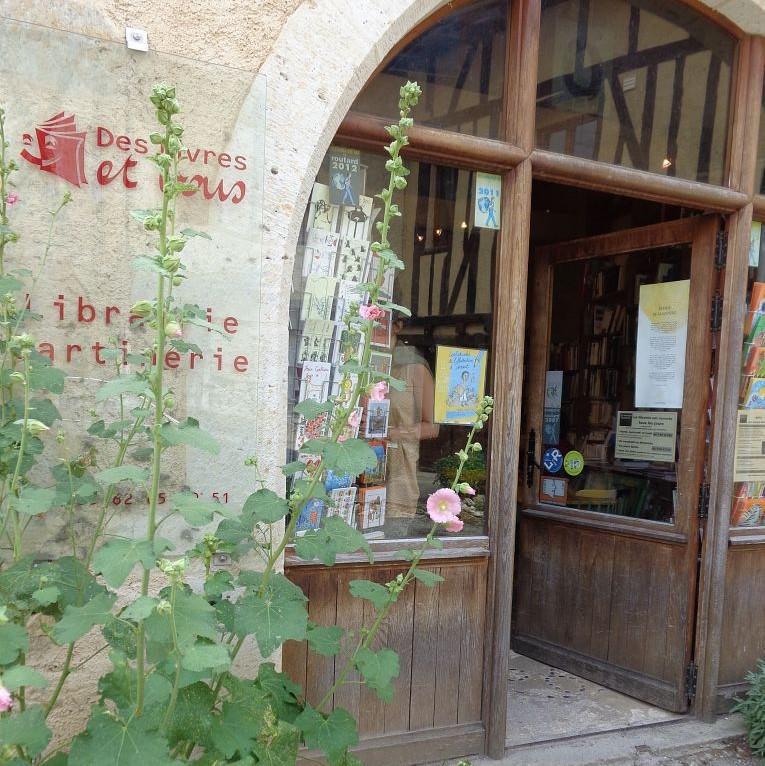 librairie, tartinerie, sarrant, reliure